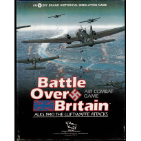 Battle over Britain - Air Combat Game (wargame de SPI-TSR en VO)