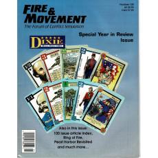 Fire & Movement 100 (magazine de wargames en VO)