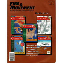 Fire & Movement 101 (magazine de wargames en VO)