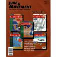 Fire & Movement 101 (magazine de wargames en VO) 001