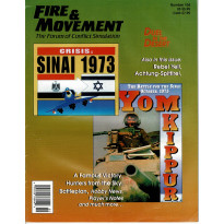 Fire & Movement 104 (magazine de wargames en VO)