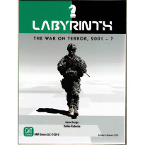 Labyrinth - Edition de 2010 (Boardgame/wargame de GMT en VO)