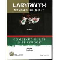 Labyrinth - The Awakening, 2010 - ? (Boardgame/wargame de GMT en VO) 001