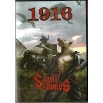 Skull & Bones - 1916 (jdr Les XII Singes en VF) 001