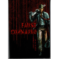 Faust Commando - Livre de base (jdr XII Singes en VF)