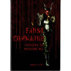 Faust Commando - Dossiers de Missions 01 (jdr XII Singes en VF)