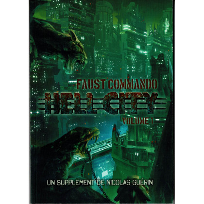 Faust Commando - Hell City Volume 1 (jdr XII Singes en VF) 001