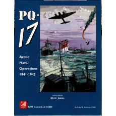 PQ-17 - Arctic Naval Operations 1941-1943 (wargame GMT en VO)