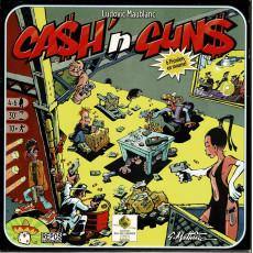 Cash'n Guns (jeu de plateau de Repos Production en VF)