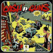 Cash'n Guns (jeu de plateau de Repos Production en VF)