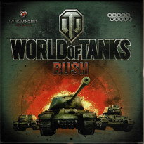 World of Tanks - Rush (jeu de cartes de Hobby World en VF) 001