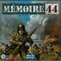 Mémoire 44 - Boîte de base (wargame/boardgame de Days of Wonder en VF) 001