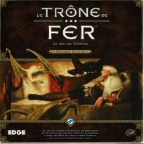 Le Trône de Fer - Le jeu de cartes (jeu Seconde Edition d'Edge en VF)