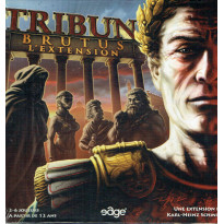 Tribun - Brutus l'Extension (jeu d'Edge Entertainment en VF)