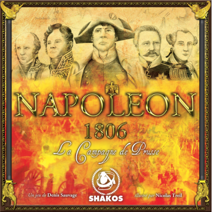 Napoleon 1806 (wargame éditions Shakos en VF) 002