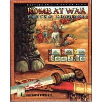 Rome at War - Fading Legions (wargame Avalanche Press en VO) 001