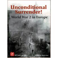 Unconditional Surrender! - World War 2 in Europe (wargame GMT en VO)