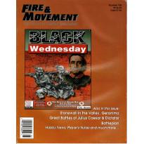 Fire & Movement 105 (magazine de wargames en VO)