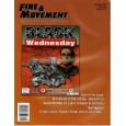 Fire & Movement 105 (magazine de wargames en VO) 001