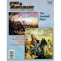 Fire & Movement 106 (magazine de wargames en VO)
