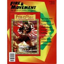 Fire & Movement 107 (magazine de wargames en VO)