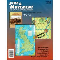 Fire & Movement 108 (magazine de wargames en VO)