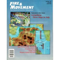Fire & Movement 109 (magazine de wargames en VO)