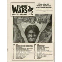 Paper Wars - Issue 23 (magazine wargames en VO) 001