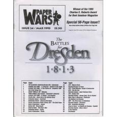 Paper Wars - Issue 24 (magazine wargames en VO)