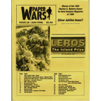 Paper Wars - Issue 25 (magazine wargames en VO) 001