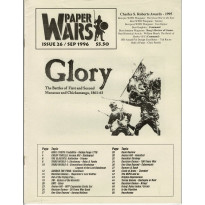 Paper Wars - Issue 26 (magazine wargames en VO)
