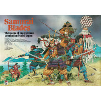 Samurai Blades (wargame de Standard Games and Publications en VO)