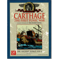 Carthage - The First Punic War (wargame de GMT Games en VO) 001