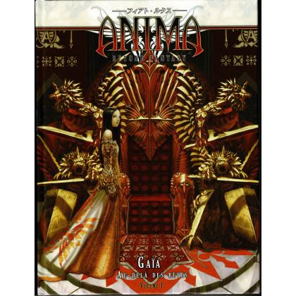 Anima - Gaïa Au-delà des Rêves - Volume I (jdr d'Ubik Editions en VF) 001