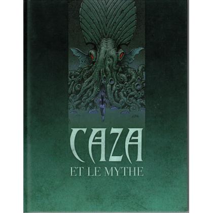 Caza et le Mythe - Tirage limité (livre artbook des XII Singes en VF) 001