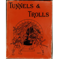 Tunnels & Trolls  - Boîte de base V5 2nd Printing de 1980 (jdr Flying Buffalo en VO) 001