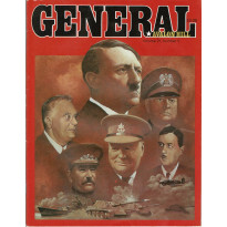 General Vol. 21 Nr. 5 (magazine jeux Avalon Hill en VO)