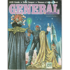 General Vol. 26 Nr. 1 (magazine jeux Avalon Hill en VO)