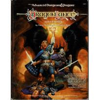 Dragonlance - Adventures (jdr AD&D 1ère édition en VO) 002