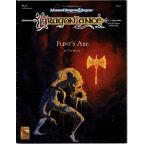 Dragonlance - DLQ2 Flint's Axe (jdr AD&D 2e édition en VO)