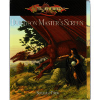 Dragonlance d20 System - Dungeon Master's Screen (jdr Sovereign Press en VO)