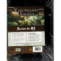 Chroniques Oubliées Fantasy - Ecran du MJ 1ère impression (jdr Black Book Editions en VF)