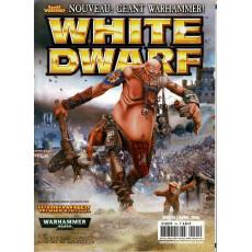 White Dwarf N° 144 (magazine de jeux de figurines Games Workshop en VF)