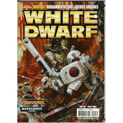 White Dwarf N° 146 (magazine de jeux de figurines Games Workshop en VF) 001