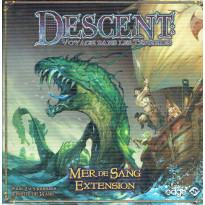 Descent - Extension Mer de Sang (jeu de plateau d'Edge Entertainment en VF)