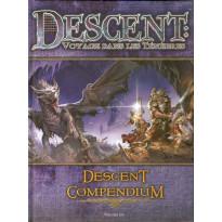 Descent Compendium - Volume Un (supplément d'Edge Entertainment en VF) 001