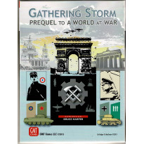 Gathering Storm - Prequel to A World at War (wargame GMT en VO) 001