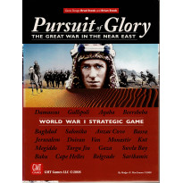 Pursuit of Glory - The Great War in the Near East (wargame de GMT en VO)