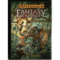Warhammer Fantasy Role Play - Le Jeu de Rôle (livre de base jdr 4e édition en VF)