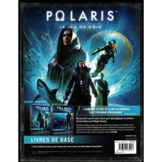 Polaris - Coffret 2 livres de base (jdr 3e édition révisée de BBE en VF)